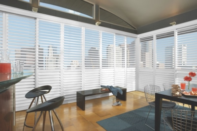 toronto shutters, luxury window coverings toronto