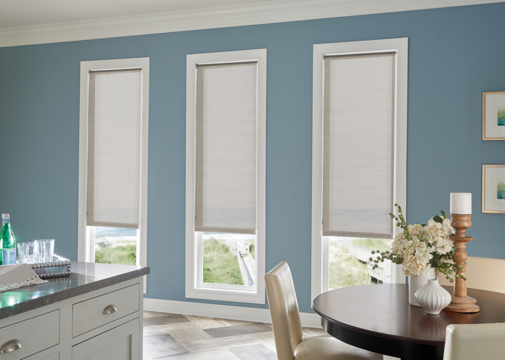 Roller Solar Shades Luxury Window Coverings