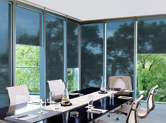 commercial roller shades toronto