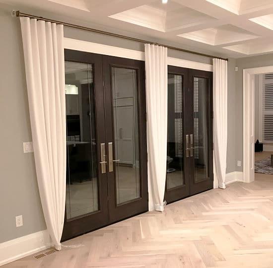 toronto drapery, toronto window coverings