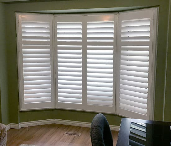 toronto shutters, toronto window coverings