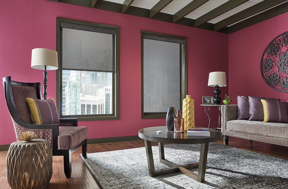 Picking The Perfect Room Colour Luxury Window Coveringking